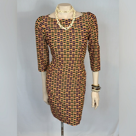 Jude Connally Dresses & Skirts - Jude Connally Marlowe Chain Link Dress SZ S